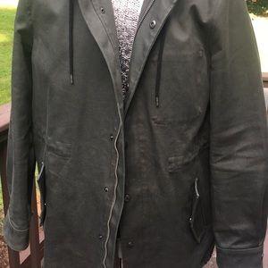 Forever 21 Men canvas coat